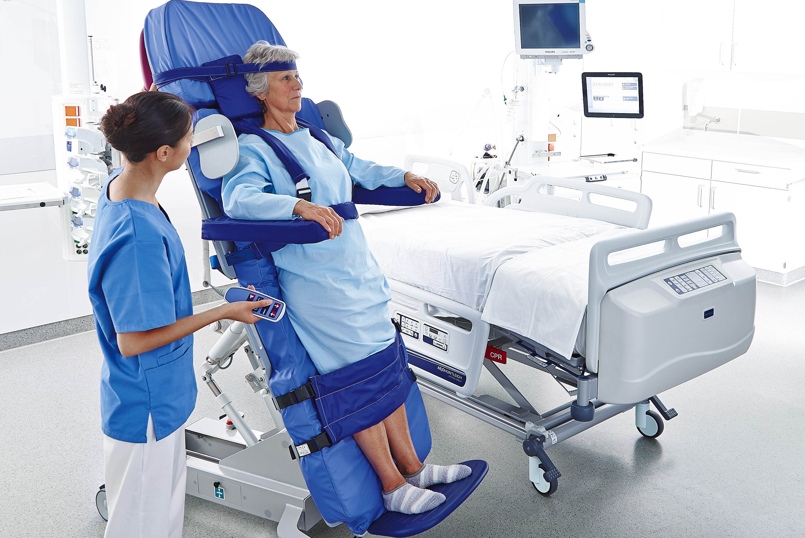 Early Mobility in the ICU