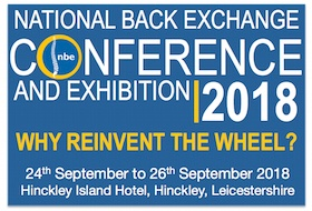 National Back Exchange - Why reinvent the wheel