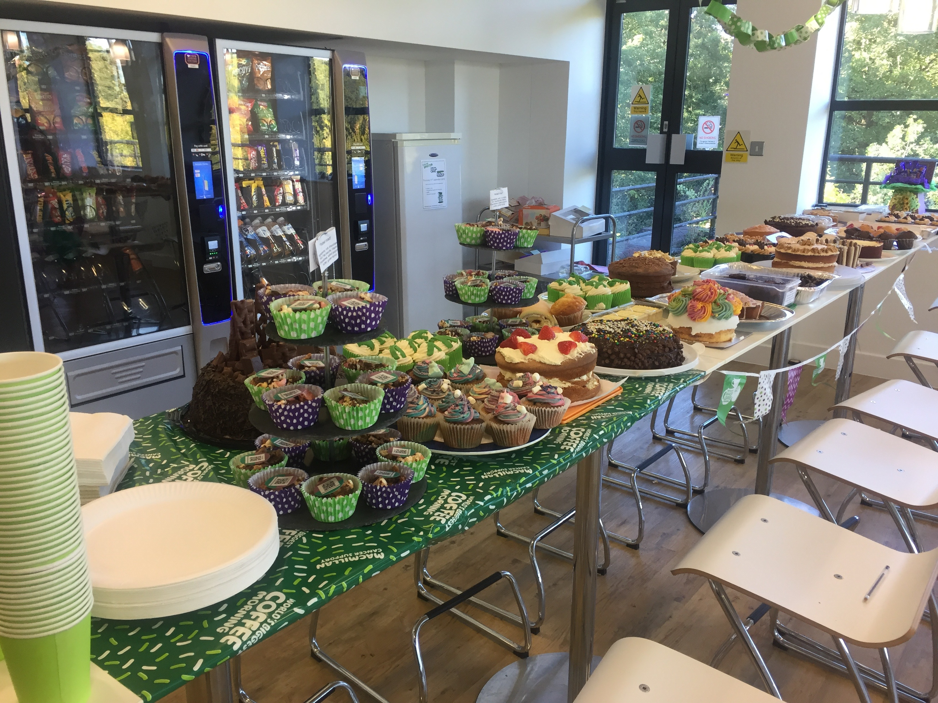 World's Biggest Coffee Morning