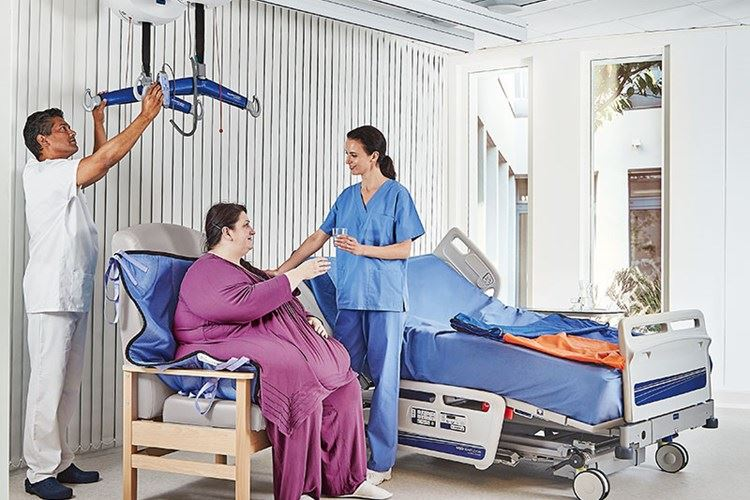 6 considerations when designing for plus size patients
